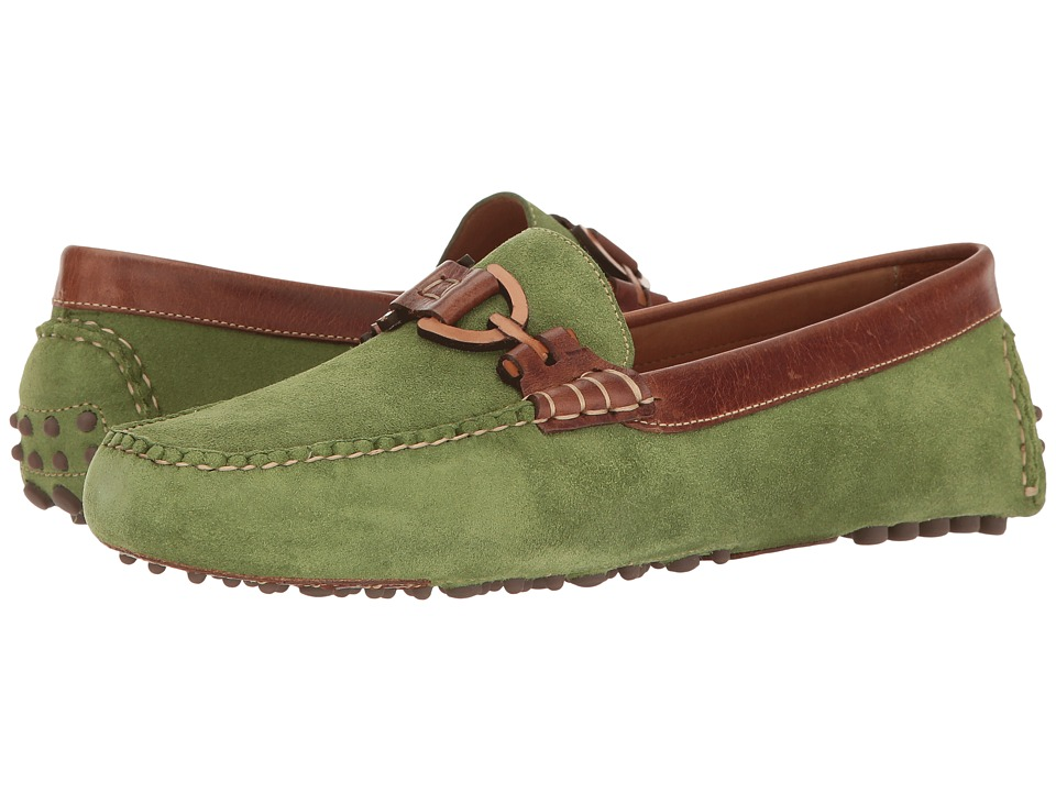Donald J Pliner - Riel (Light Green) Men's Shoes