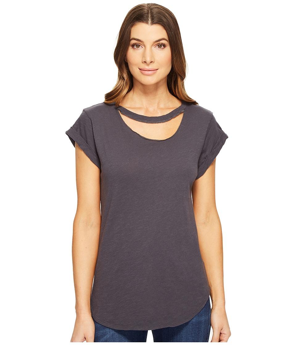 LNA - Valley Tee (Vintage Black) Women's T Shirt
