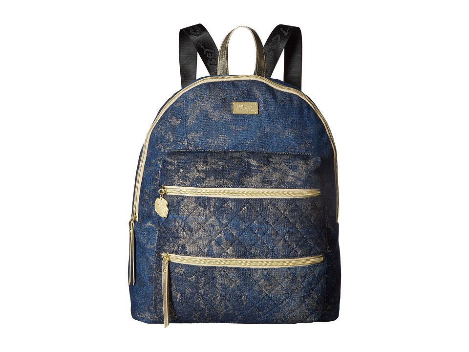 Luv Betsey - Xplore Backpack (Denim) Backpack Bags