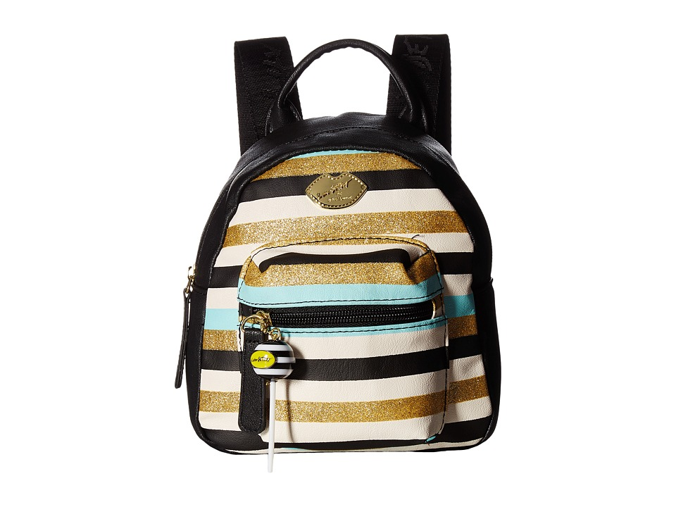 Luv Betsey - Ador Mini Backpack (Blue) Backpack Bags