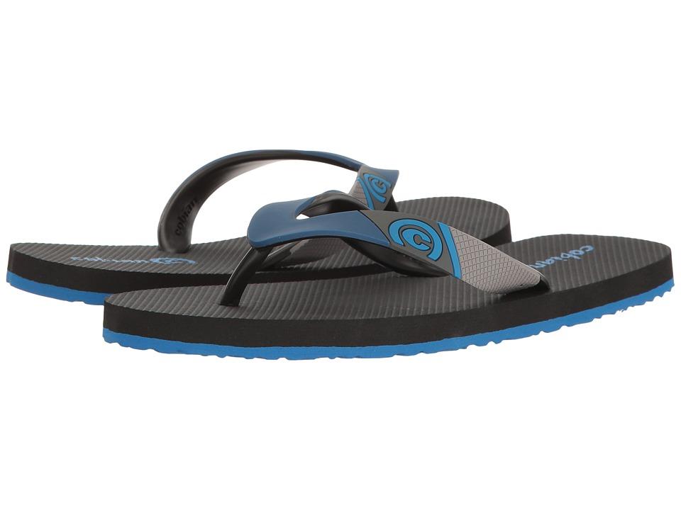 Cobian - Cruzin (Toddler/Little Kid/Big Kid) (Navy) Men's Sandals