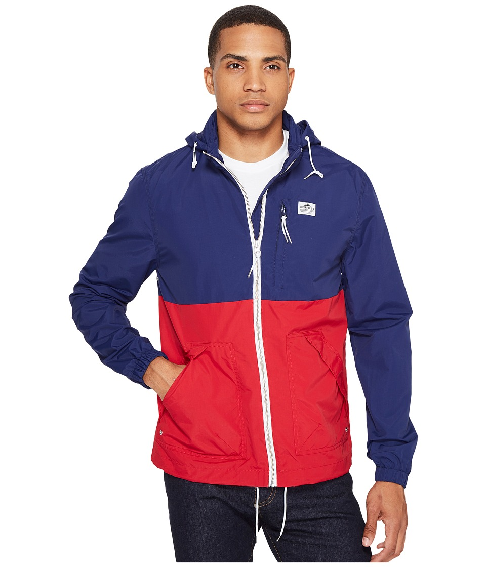 Penfield - Barnes Two-Tone Jacket (Blueprint) Men's Coat