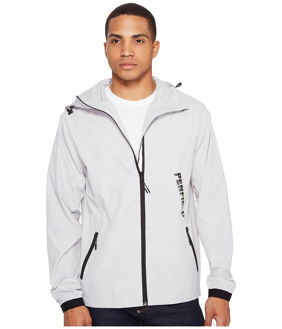 Penfield - Storm Jacket (Light Grey) Men's Coat