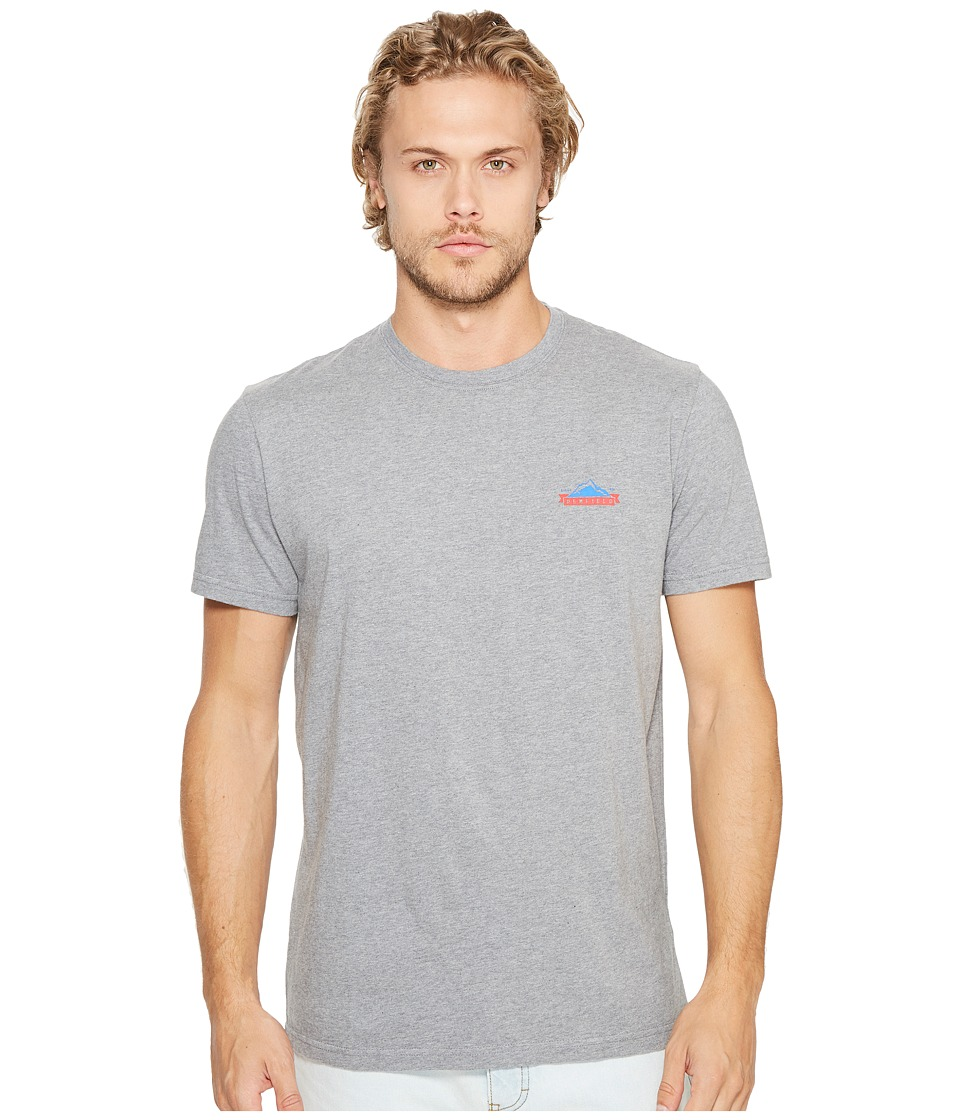 Penfield - Logo T-Shirt (Grey) Men's T Shirt