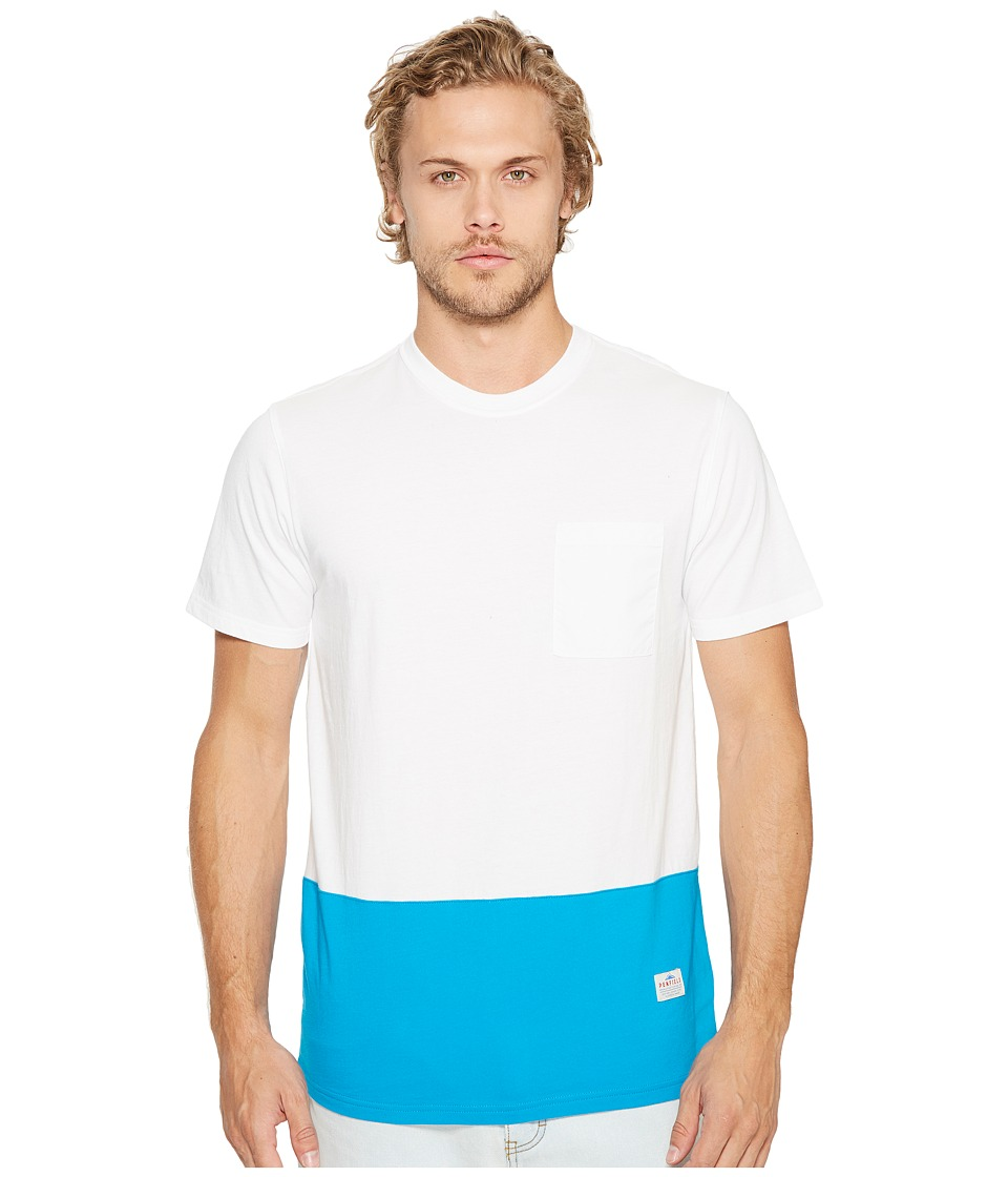 Penfield - Sanders T-Shirt (White) Men's T Shirt