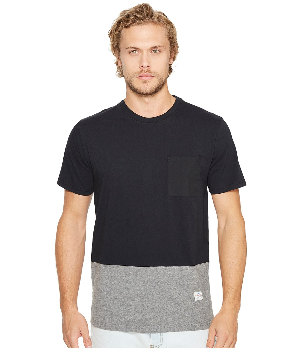 Penfield Sanders T-Shirt (Black) Men
