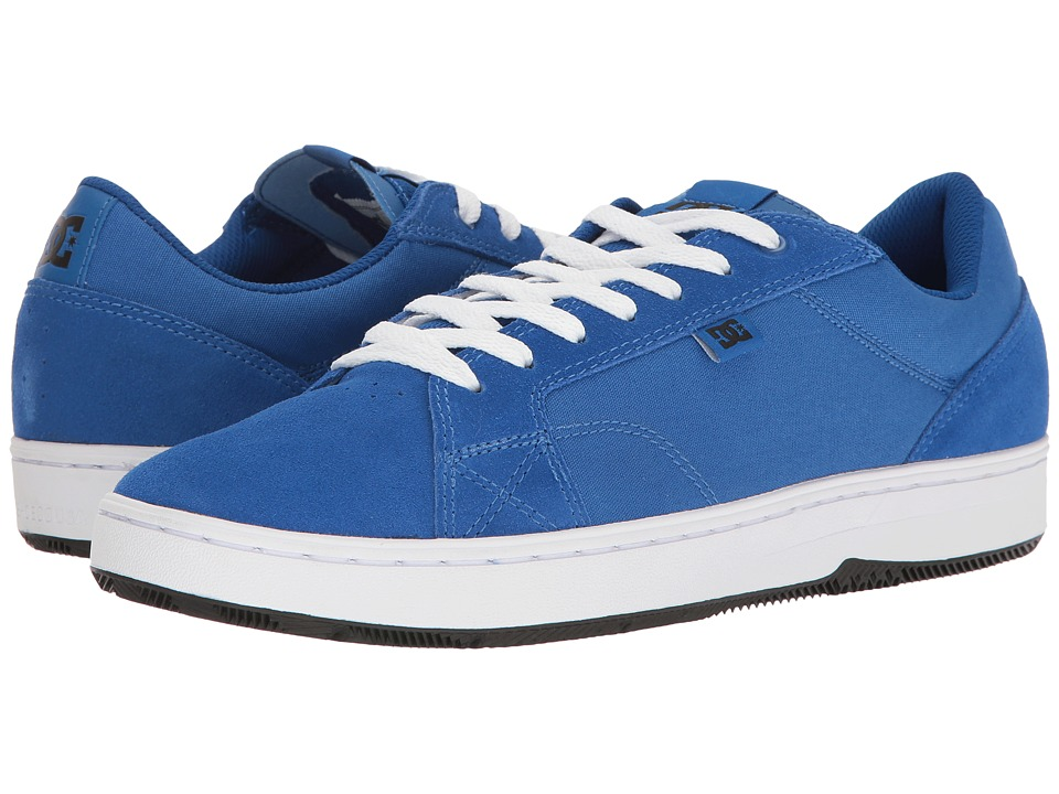 DC - Astor (Royal/Black) Men's Skate Shoes