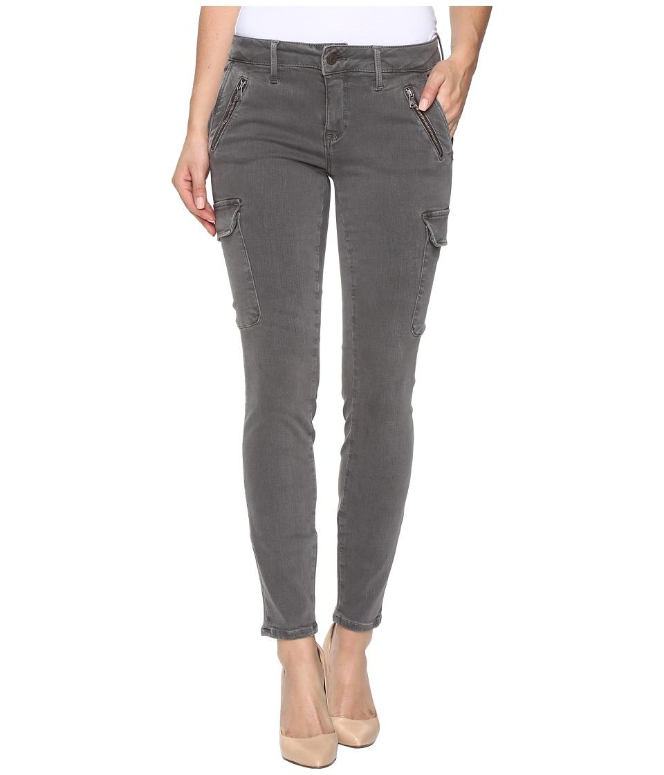 Mavi Jeans Juliette Skinny Cargo in Grey Twill (Grey Twill) Women