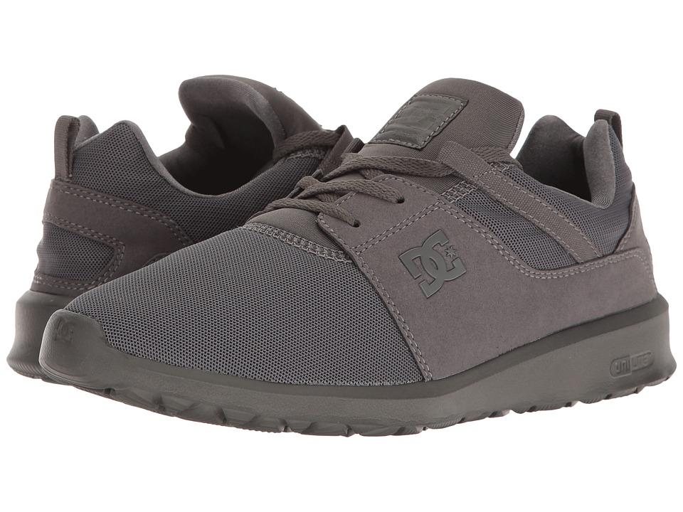 DC Heathrow (Grey) Skate Shoes