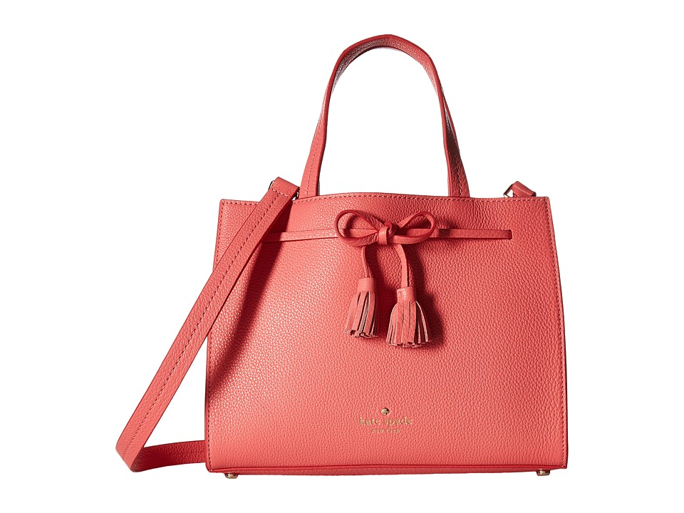 Kate Spade New York - Hayes Street Small Isobel (Warm Guava) Handbags
