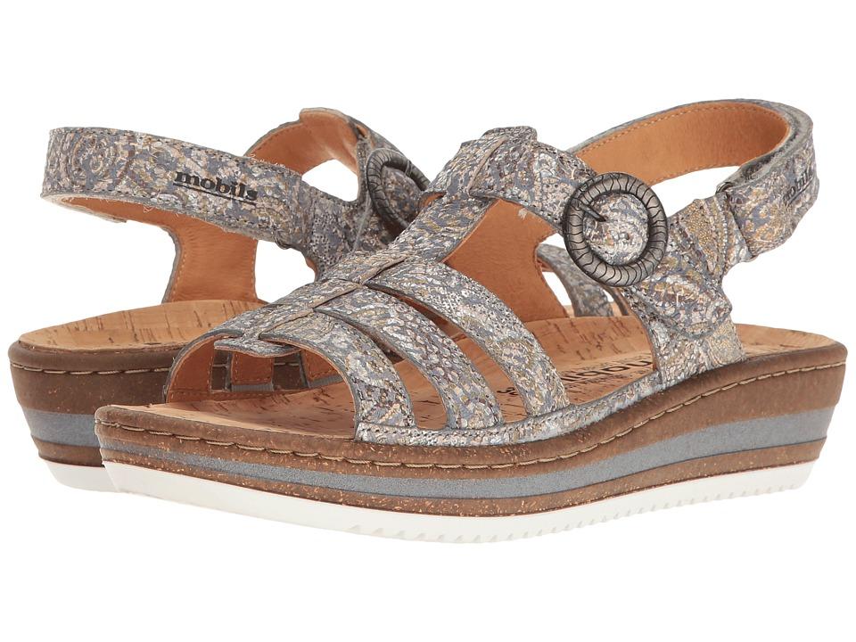 Mephisto - Lizanne (Sky Blue Street) Women's Sandals
