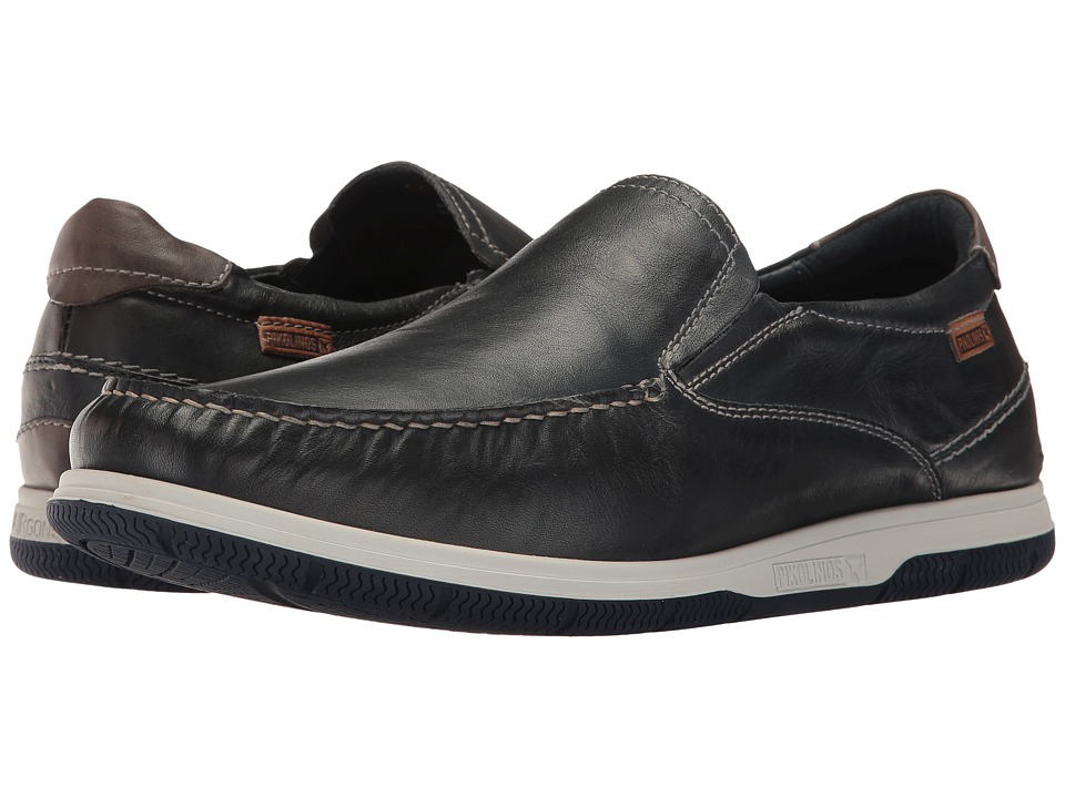 Pikolinos - Almeria 08L-3096 (Navy Blue/Dark Grey) Men's Shoes