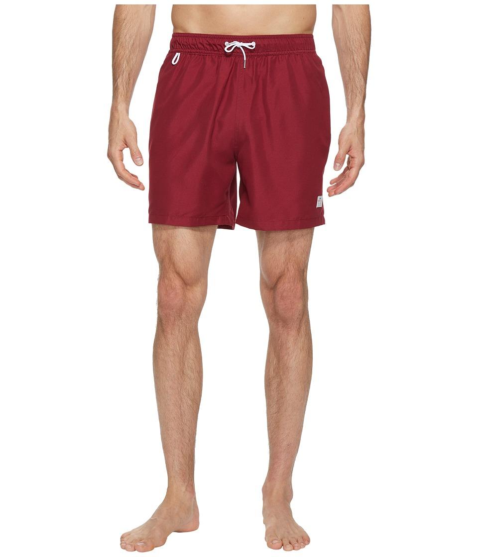 Penfield - Seal Swim Shorts (Cordovan) Men's Swimwear