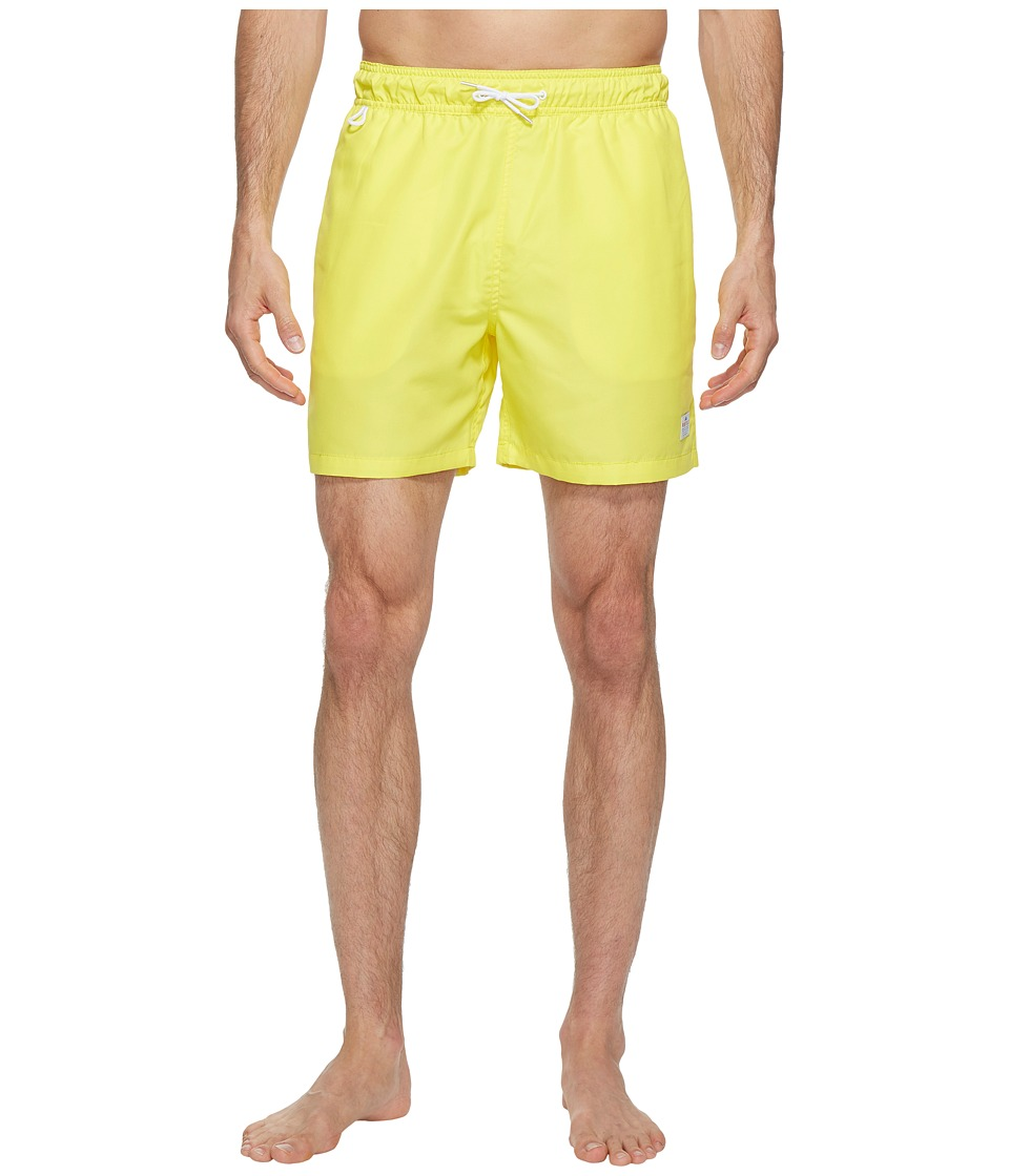 Penfield - Seal Swim Shorts (Limelight) Men's Swimwear