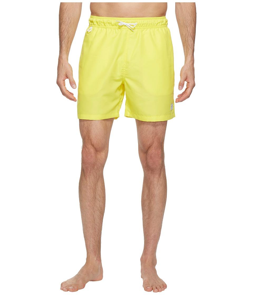 Penfield - Seal Swim Shorts (Limelight) Men's Swimwear