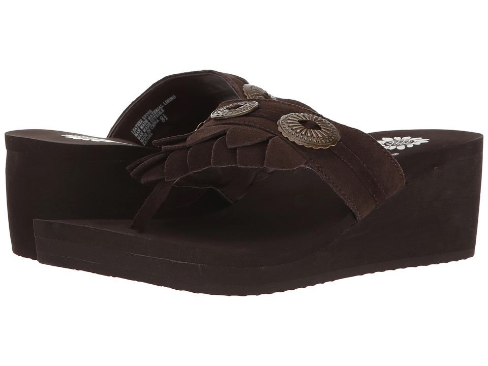 Yellow Box - Katana (Brown) Women's Sandals