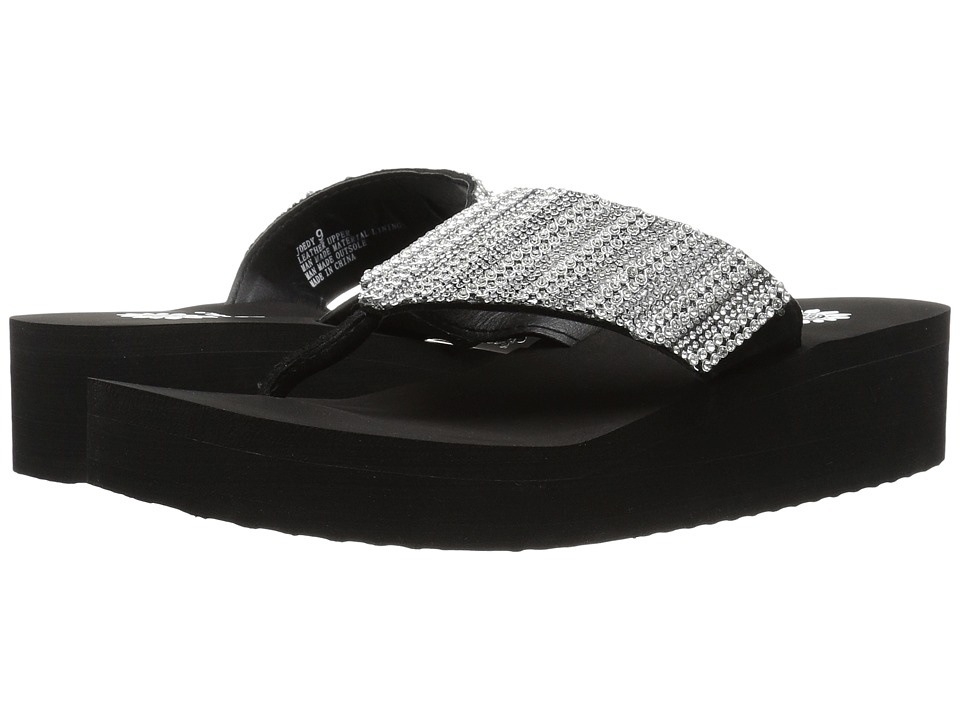 Yellow Box - Joedy (Clear) Women's Sandals
