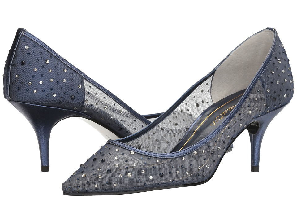 Caparros - Hollie (Navy Metallic) High Heels