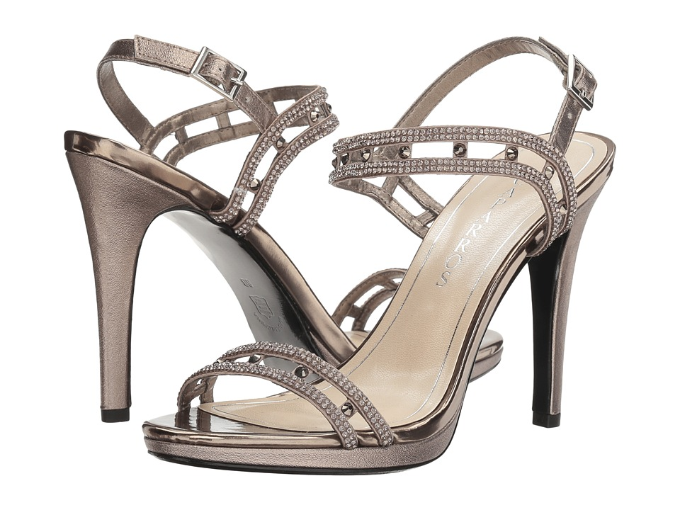 Caparros Highlite (Mushroom Metallic) High Heels