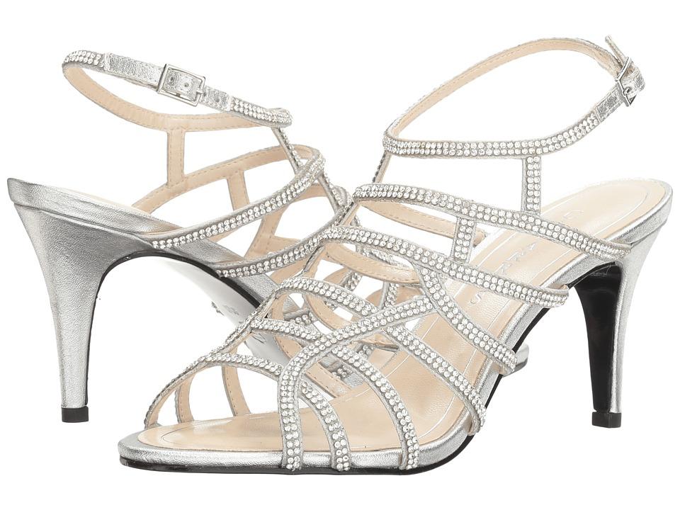 Caparros - Harmonica (Silver Metallic) High Heels