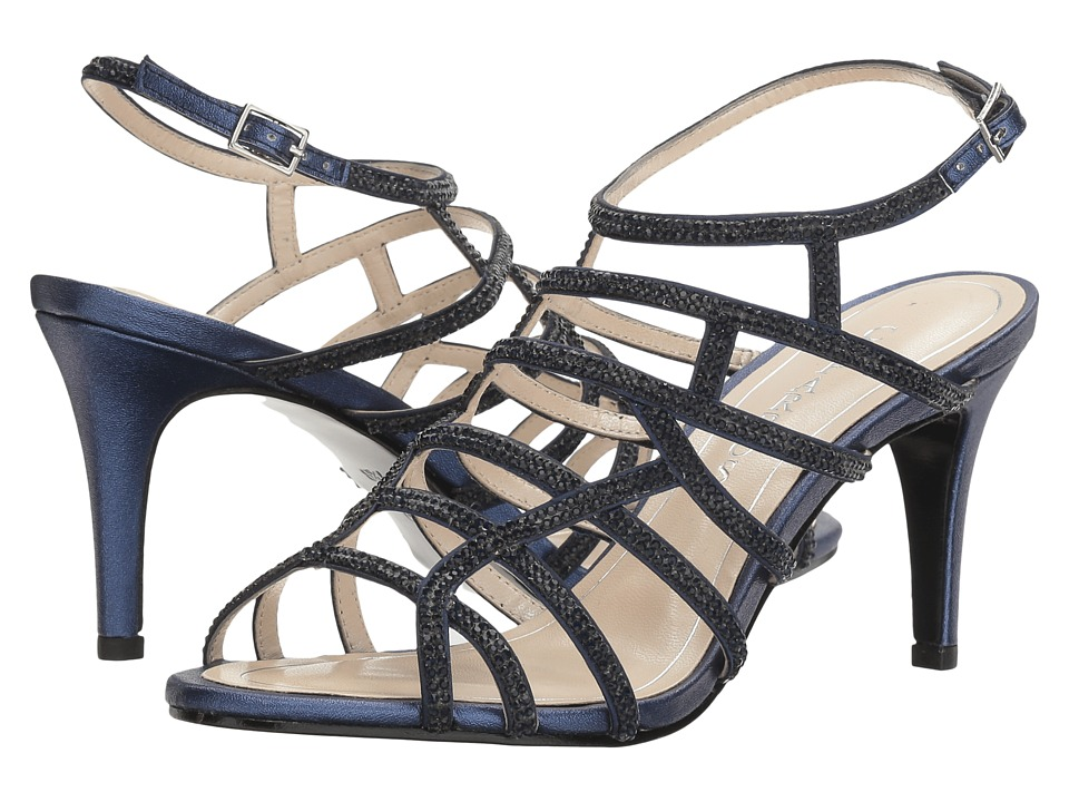 Caparros Harmonica (Navy Metallic) High Heels