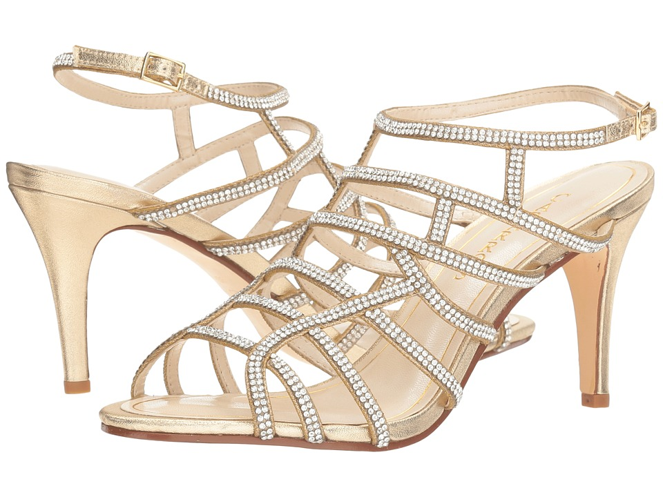 Caparros - Harmonica (Gold Metallic) High Heels