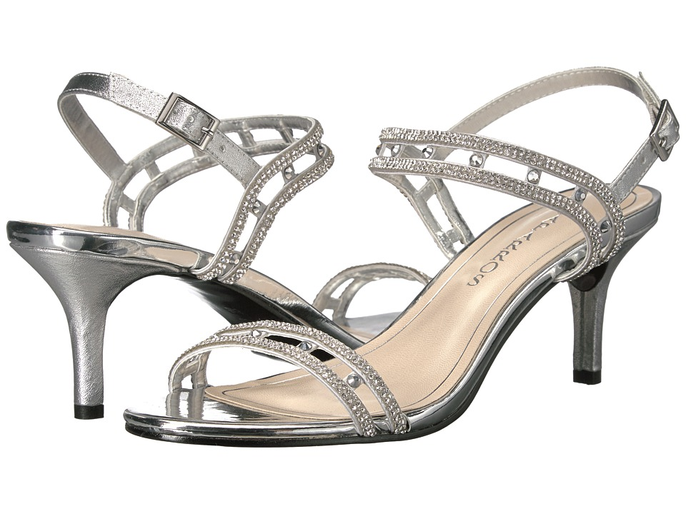 Caparros - Happy (Silver Metallic) High Heels