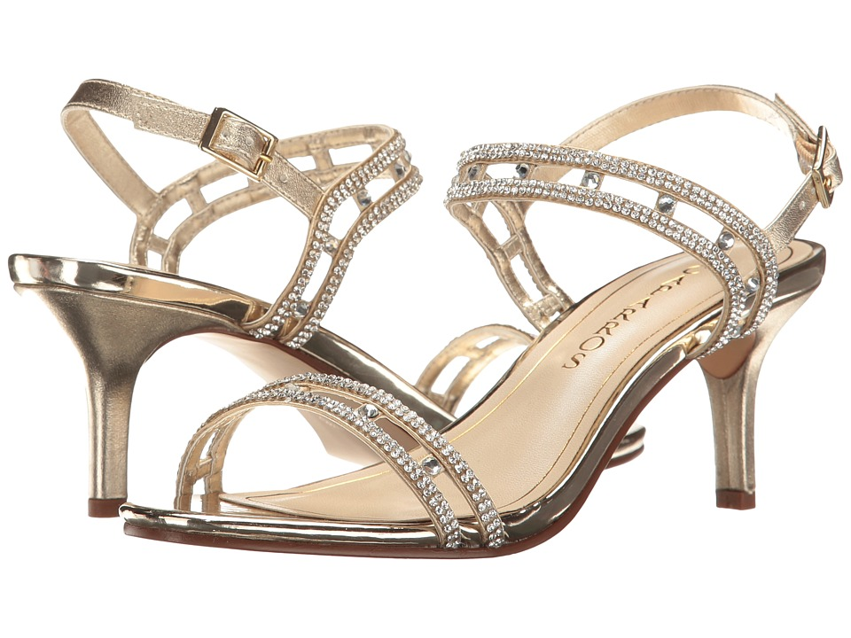 Caparros - Happy (Gold Metallic) High Heels