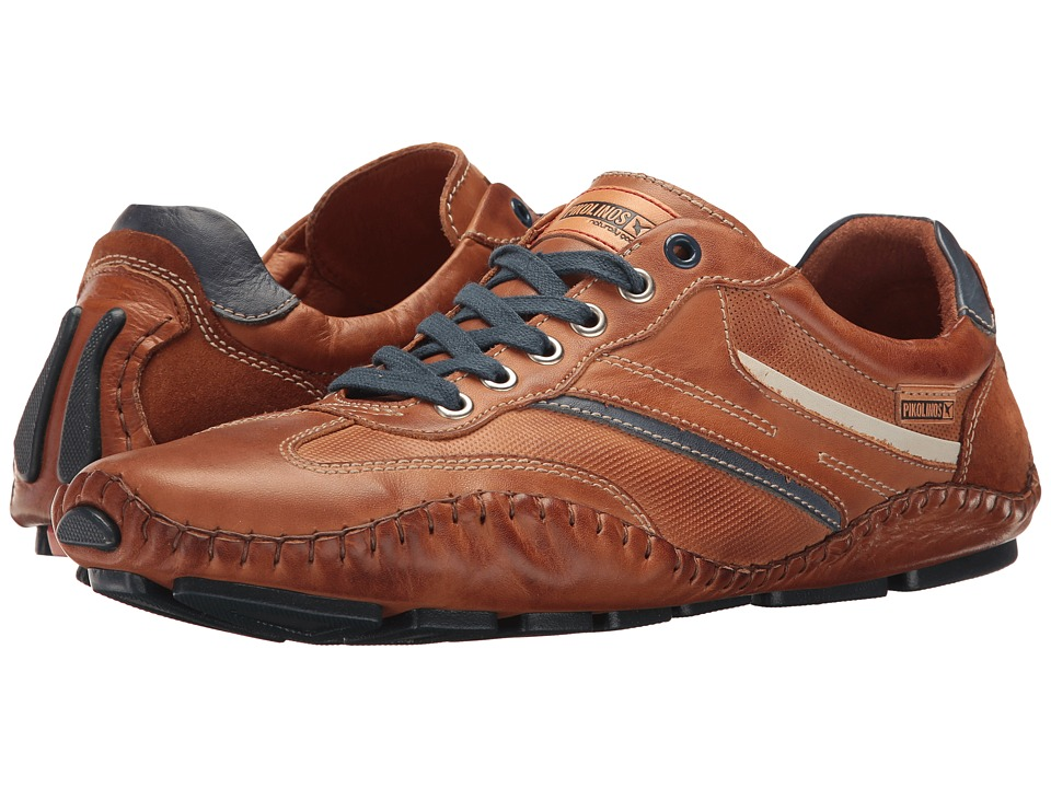 Pikolinos - Fuencarral 15A-6078 (Brandy/Brandy) Men's Shoes