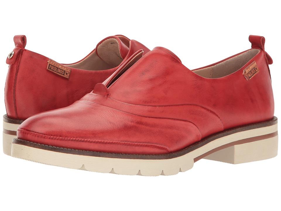 Pikolinos - Sitges W7J-3634 (Carmin) Women's Shoes