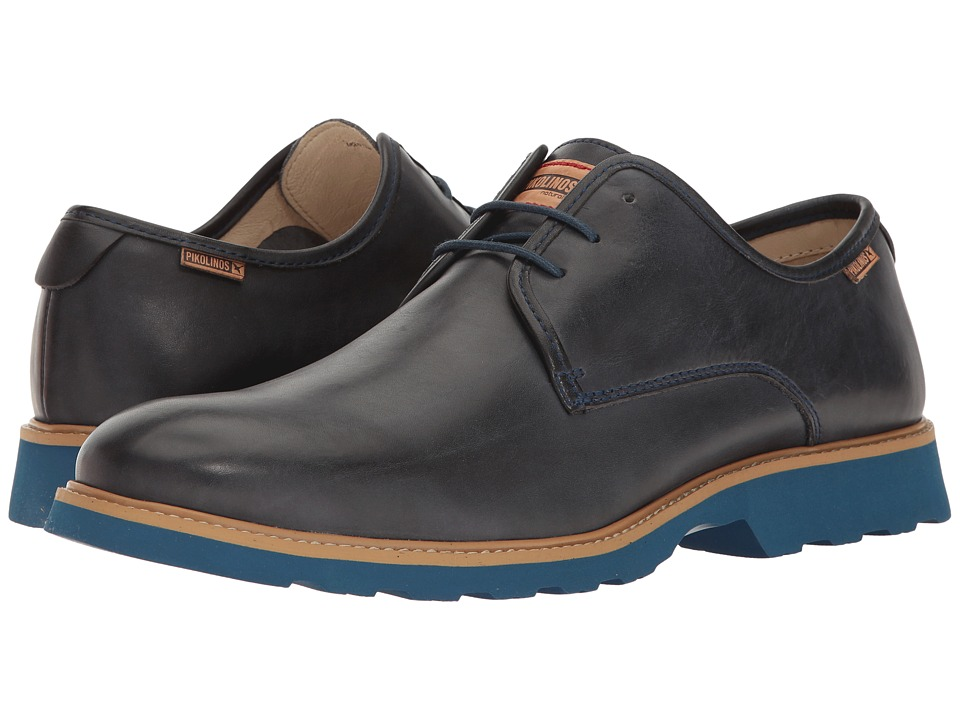 Pikolinos Glasgow M05-6220 (Navy Blue) Men
