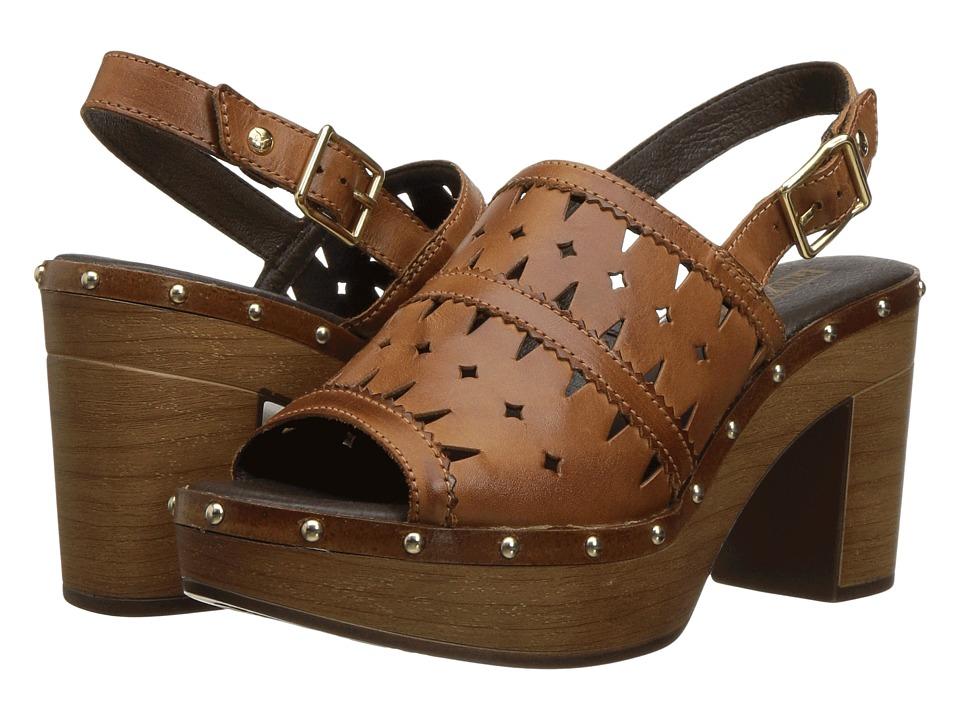 Pikolinos - Saint W9G-0939 (Brandy) Women's Shoes