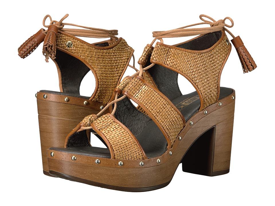 Pikolinos - Saint W9G-0938 (Brandy) Women's Shoes