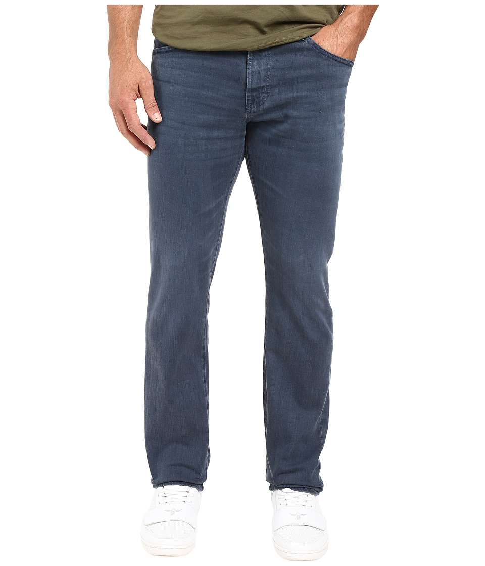 AG Adriano Goldschmied - Matchbox Slim Straight Jeans in 2 Years Blue Ridge (2 Years Blue Ridge) Men's Jeans