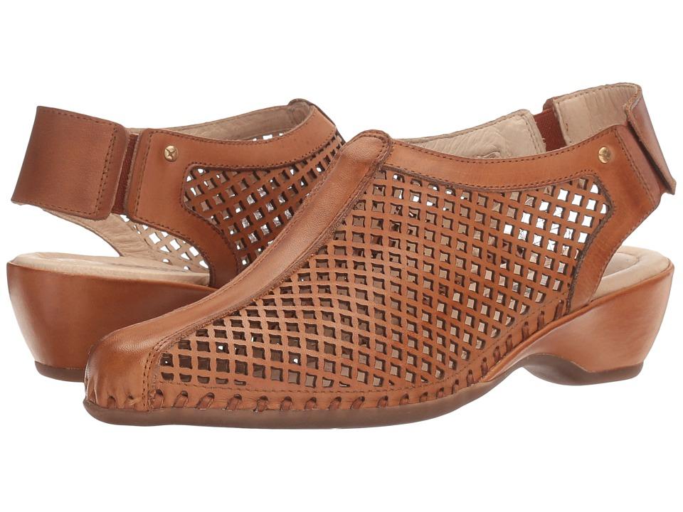 Pikolinos - Romana 696-1558 (Brandy) Women's Shoes