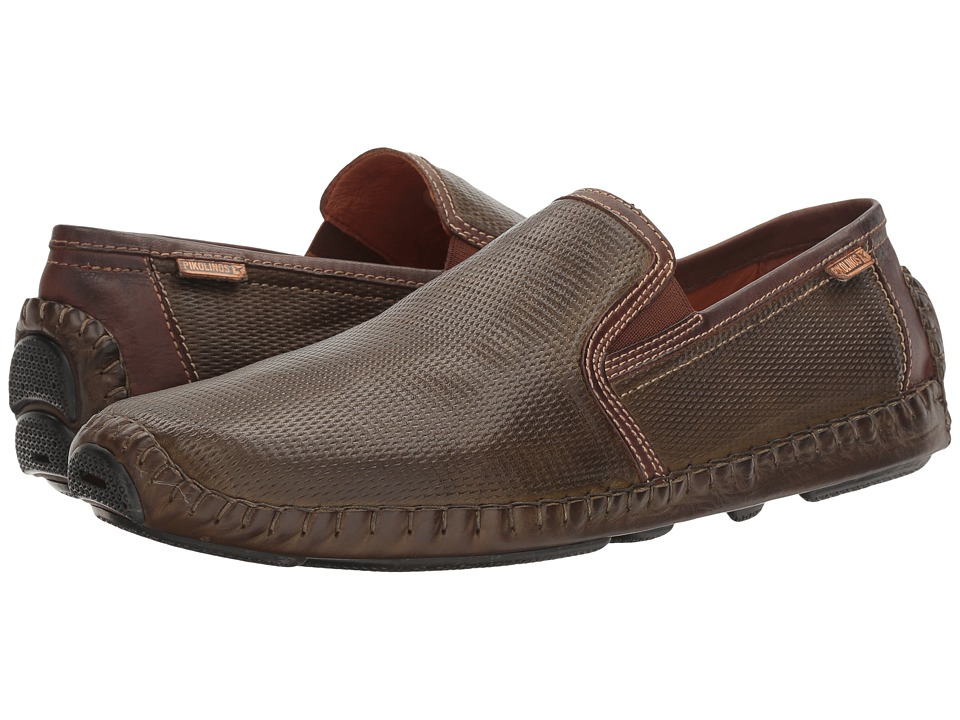 Pikolinos - Jerez 09Z-3090 (Seaweed Olmo) Men's Slip on Shoes