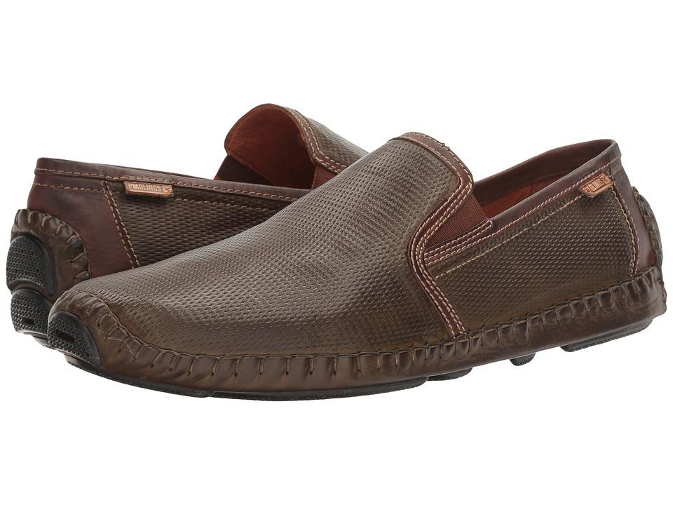 Pikolinos - Jerez 09Z-3090 (Seaweed Olmo) Men's Slip on Shoes
