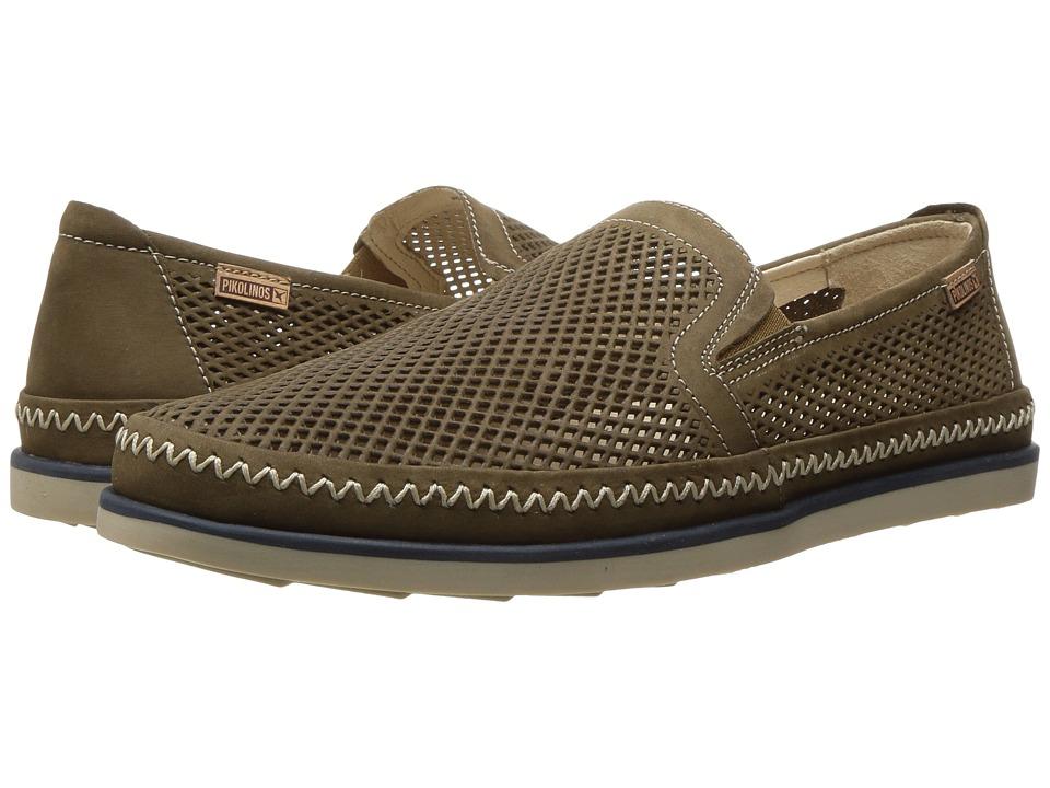 Pikolinos - Linares M2G-3095NO (Kaki) Men's Shoes