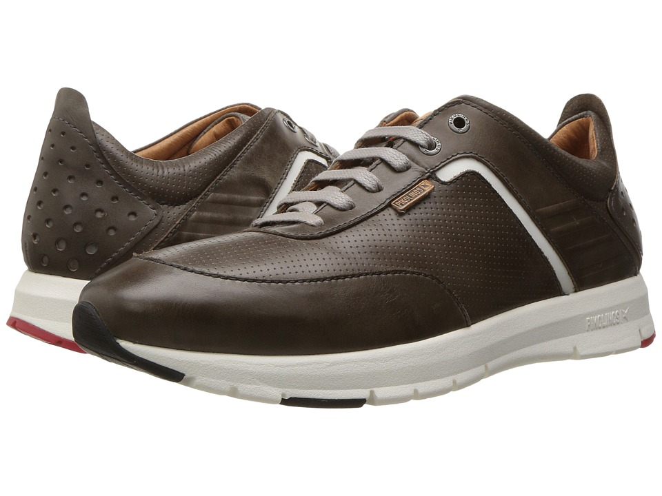 Pikolinos - Reus M6F-6070 (Dark Grey/Dark Grey) Men's Shoes