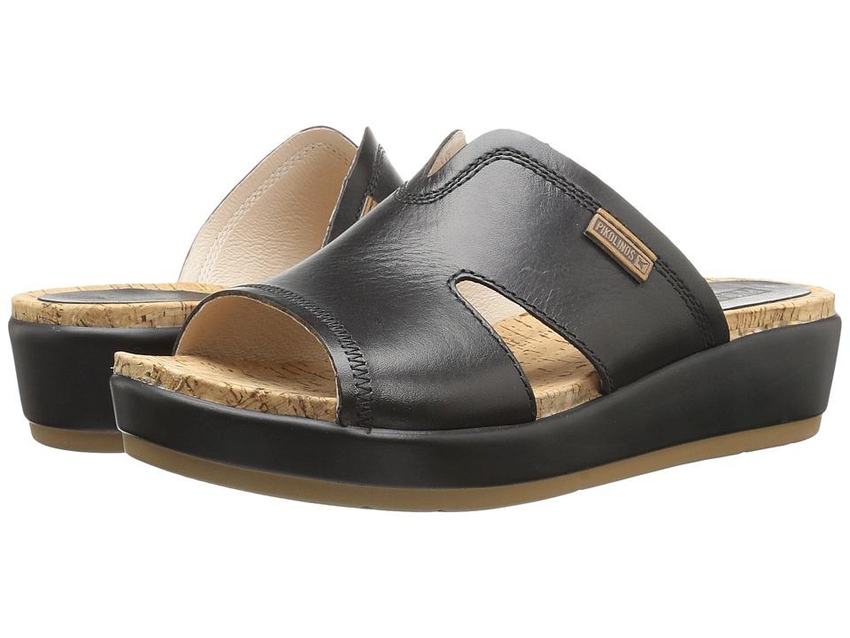 Pikolinos - Mykonos W1G-0965 (Black) Women's Shoes