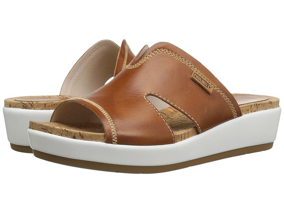 Pikolinos - Mykonos W1G-0965 (Brandy) Women's Shoes