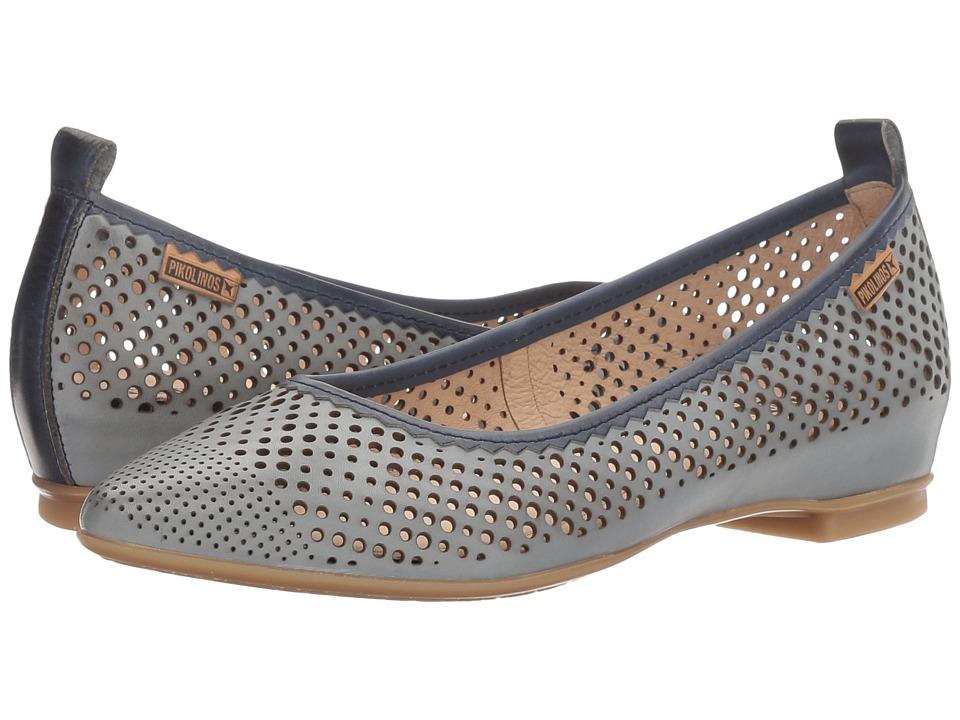 Pikolinos - La W5L-2534 (Denim Blue) Women's Shoes