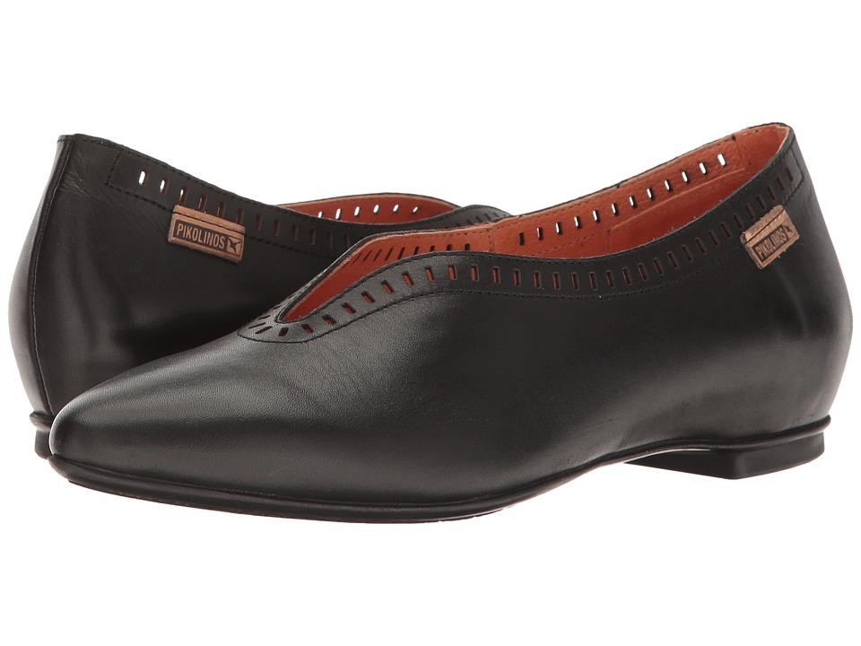 Pikolinos - La W5L-5675 (Black) Women's Shoes