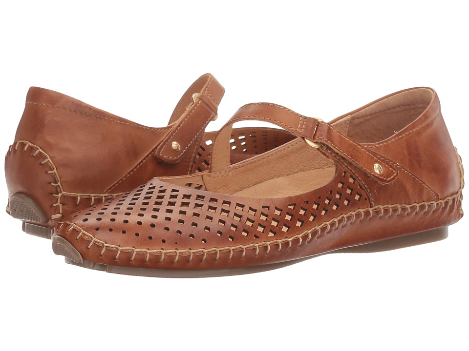 Pikolinos - Jerez 578-3638 (Brandy) Women's Shoes