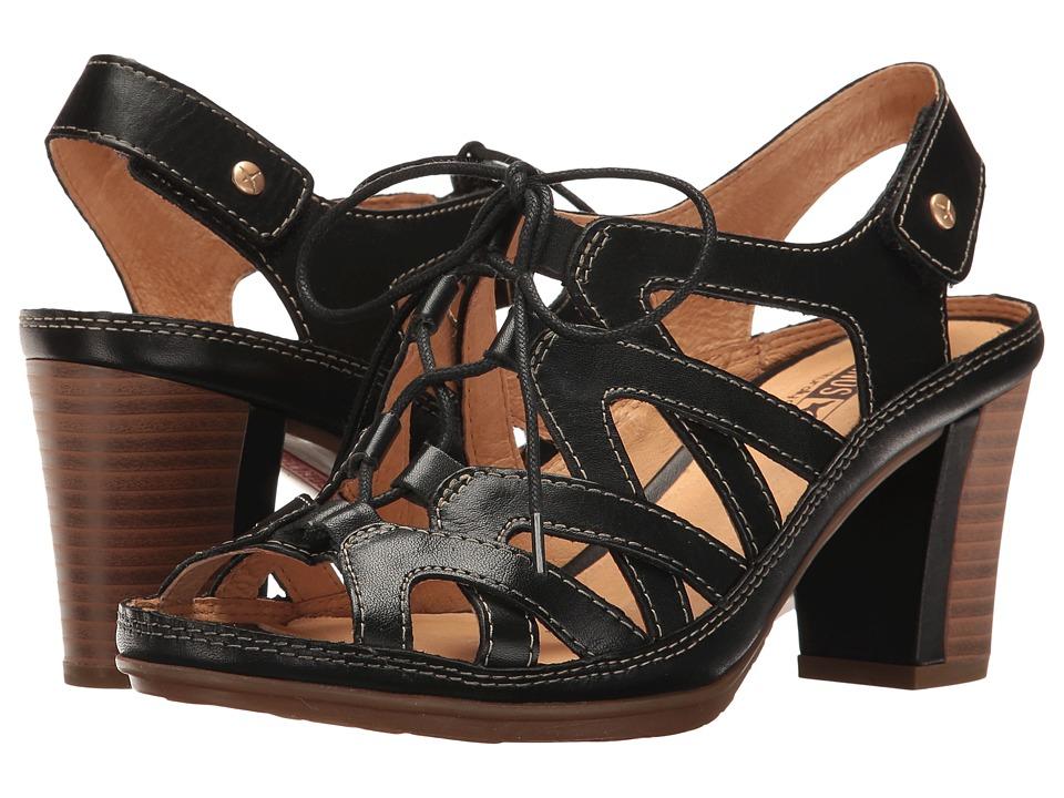 Pikolinos - Java W0K-0964 (Black) Women's Shoes