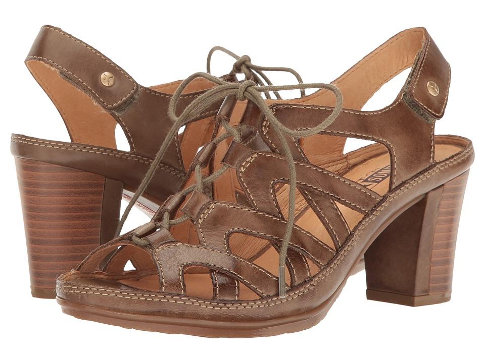 Pikolinos - Java W0K-0964 (Safari) Women's Shoes