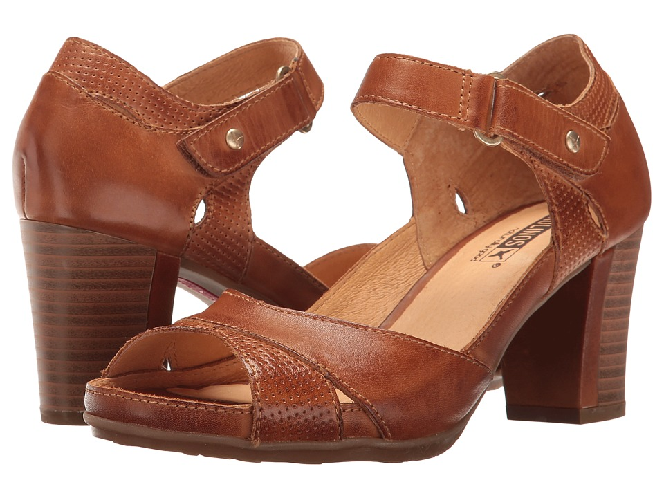 Pikolinos - Java W0K-0972 (Brandy) Women's Shoes