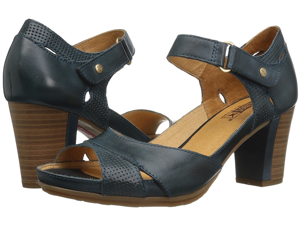 Pikolinos - Java W0K-0972 (Ocean) Women's Shoes