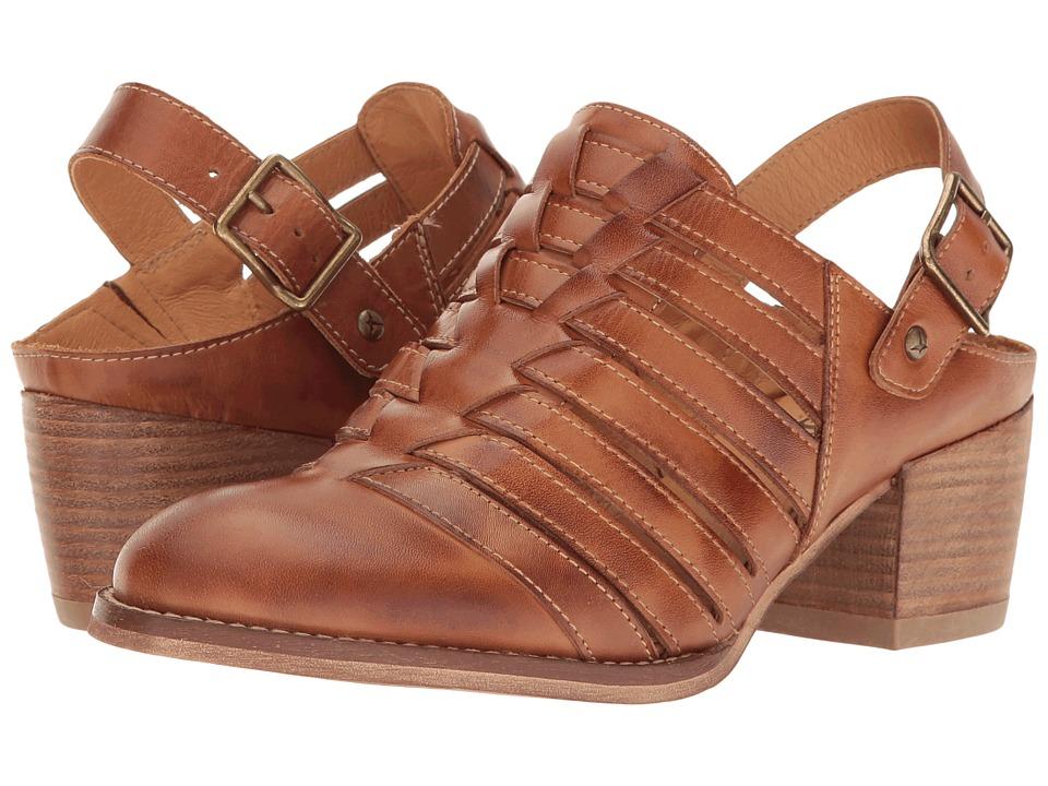 Pikolinos - Andorra W7K-0951 (Brandy) Women's Shoes