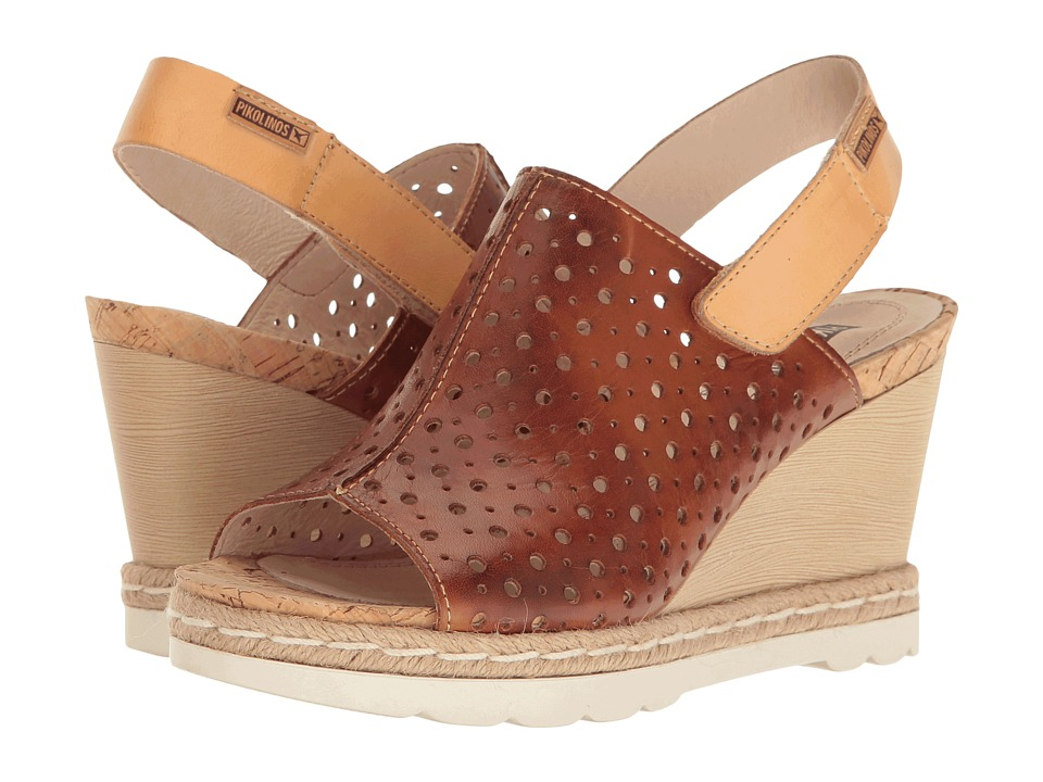 Pikolinos - Bali W3L-0922 (Brandy/Camel) Women's Shoes